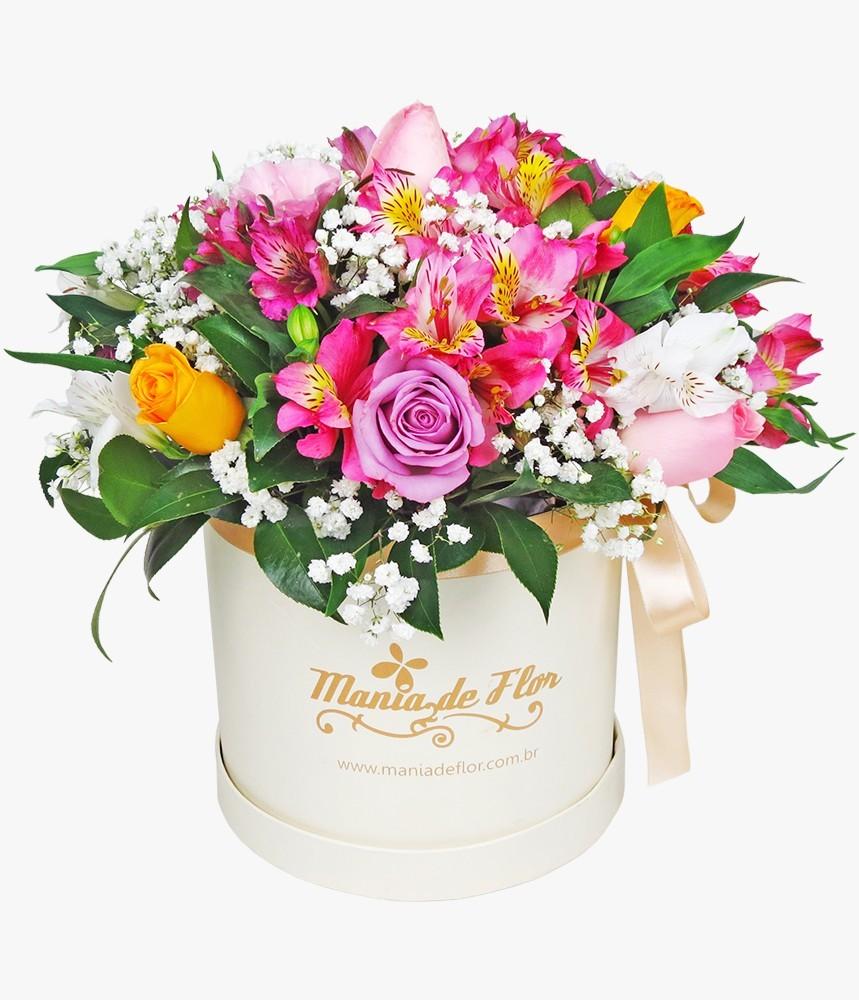 Flower Box Mania de Flor