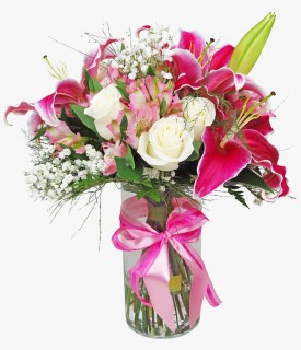 Buquê de Flores Lindo Dia