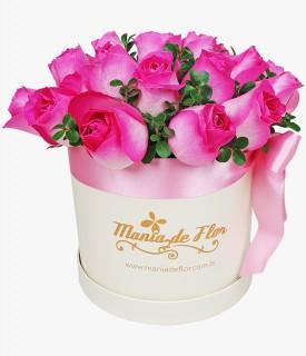 Roses Box - Pink
