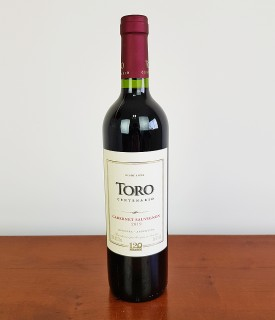 Vinho Toro Centenario Cabernet Sauvignon 750ml - Argentina