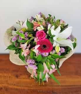 Buquê de flores Rústico Chique