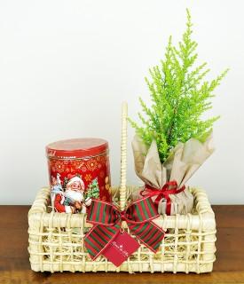 Cesta de Natal Papai Noel não se esquece