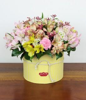 Arranjo Mix Floral Sonhos Coloridos
