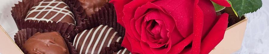 Cestas e Kits com Chocolate | Mania de Flor